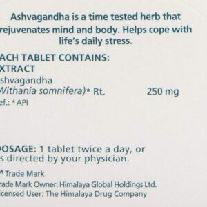 Himalaya Ashwagandha General Wellness