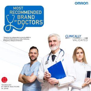Digital Blood Pressure Monitor by Omron