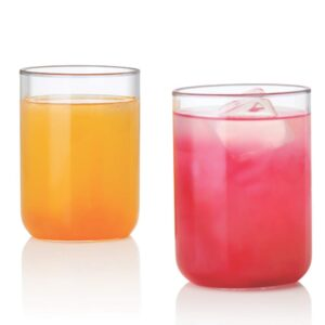 Borosil Radius Glass Set, 295ml